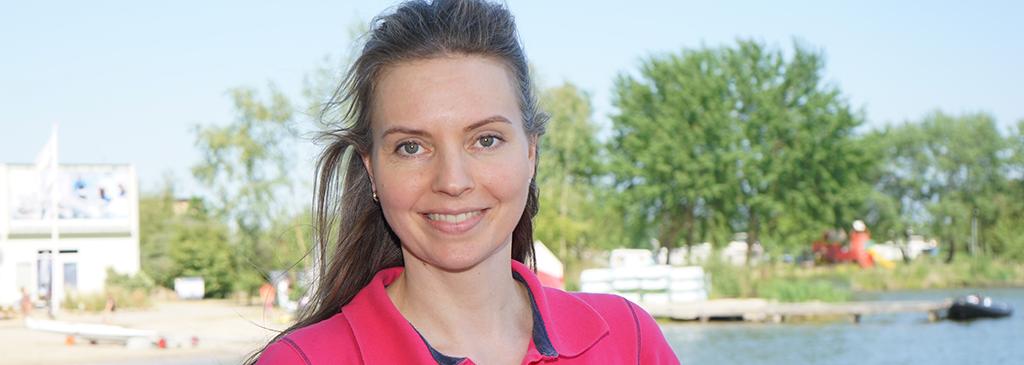 Saskia Grogniet-Vijn - Linkeroever Team
